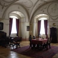 Kratochvíle, renesanční vila