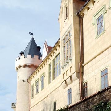 Lednice, Janův hrad