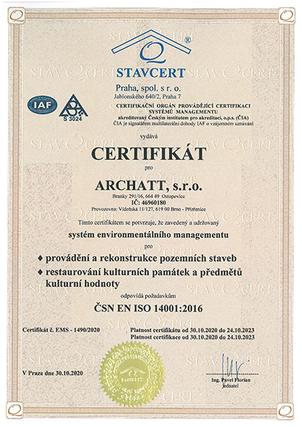 EMS 14001